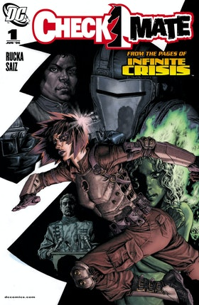 Checkmate (2006-) #1