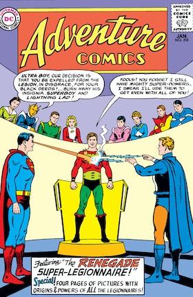 Adventure Comics (1938-) #316