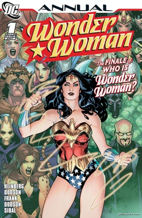 Wonder Woman Annual (2010-) #1