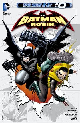 Batman and Robin (2011-) #0