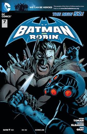 Batman and Robin (2011-) #7