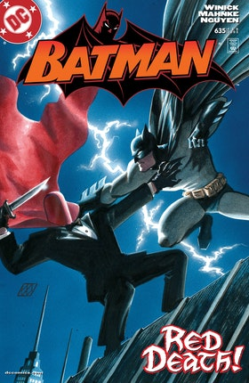 Batman (2010-) #635