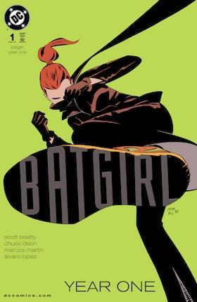 Batgirl Year One #1