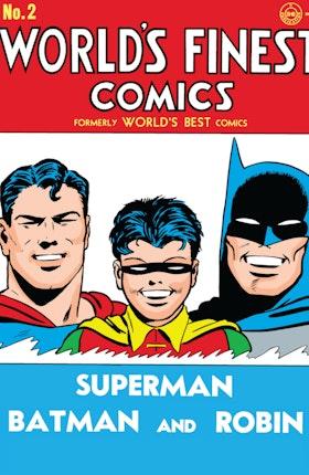 World's Finest Comics (1941-) #2