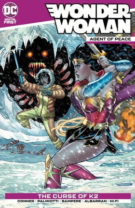Wonder Woman: Agent of Peace #2