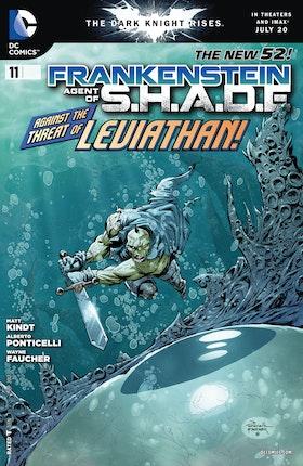 Frankenstein, Agent of SHADE #11