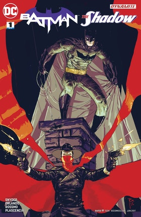 Batman/Shadow #1
