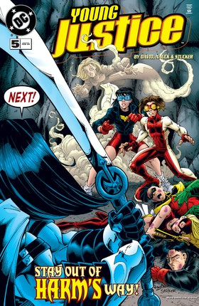 Young Justice (1998-) #5