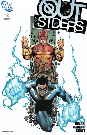 The Outsiders (2009-) #17
