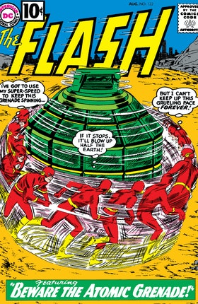 The Flash (1959-) #122