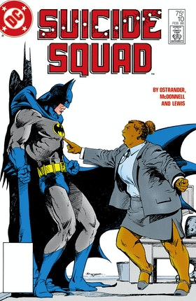 Suicide Squad (1987-) #10