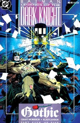 Batman: Legends of the Dark Knight #10