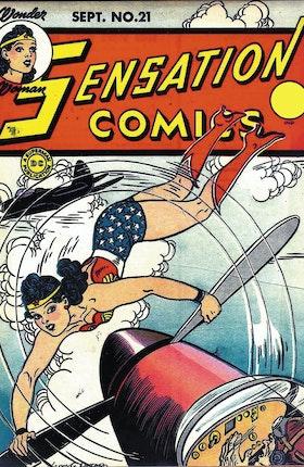 Sensation Comics #21