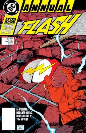 The Flash Annual (1987-) #2