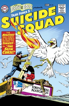 The Brave and the Bold (1955-) #26
