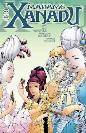 Madame Xanadu #5