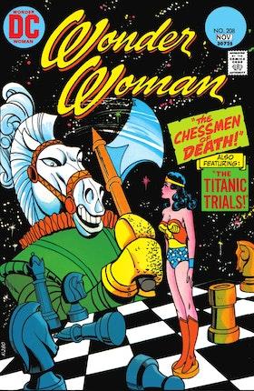 Wonder Woman (1942-1986) #208