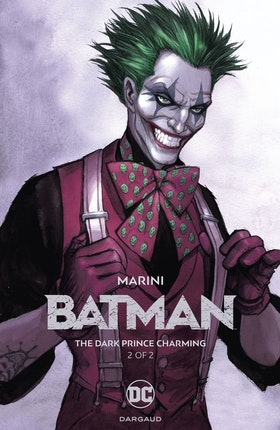 Batman: The Dark Prince Charming #2