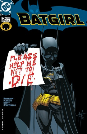 Batgirl (2000-) #2