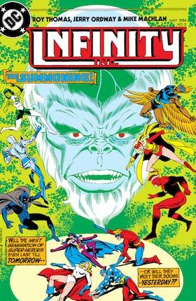Infinity, Inc. (1984-) #2