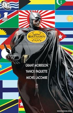 Batman Incorporated (2010-) #1