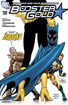Booster Gold (2007-) #12