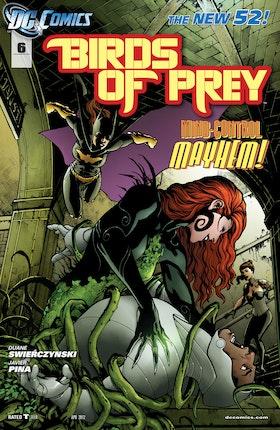 Birds of Prey (2011-) #6