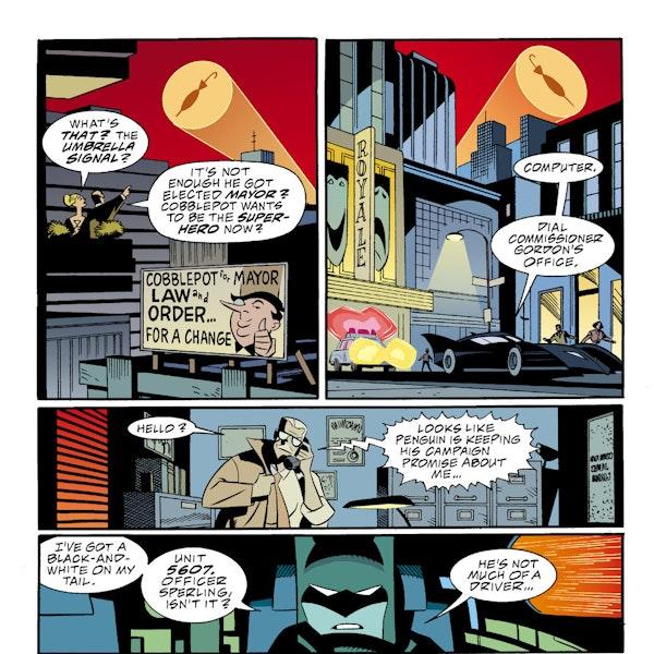 read batman adventures 2003 comics online dc universe. Black Bedroom Furniture Sets. Home Design Ideas