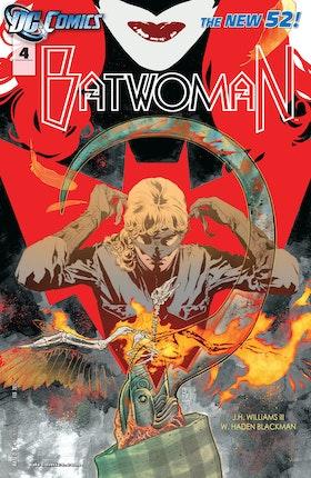 Batwoman (2011-) #4