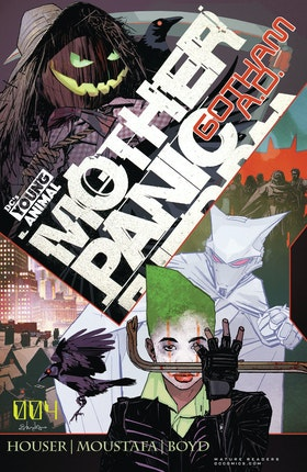 Mother Panic: Gotham A.D. #4