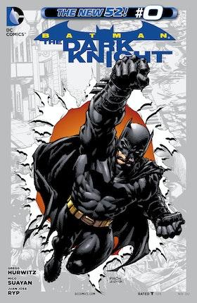 Batman: The Dark Knight (2011-) #0