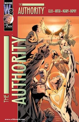 The Authority (1999-) #7