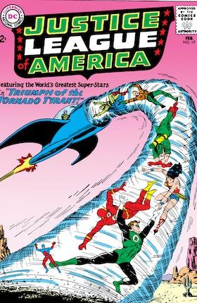Justice League of America (1960-) #17