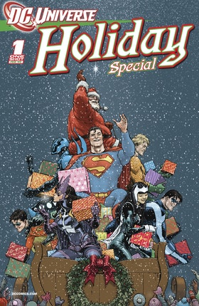 DCU Holiday Special #1