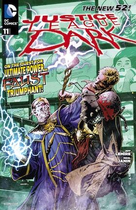 Justice League Dark (2011-) #11