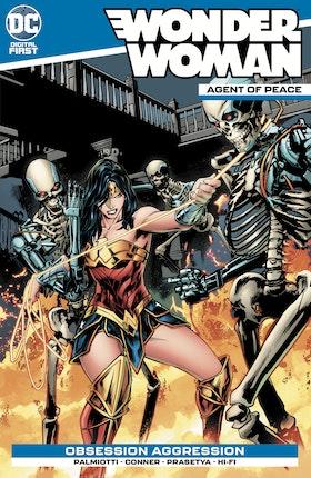 Wonder Woman: Agent of Peace #9
