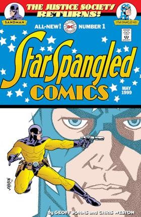 Star Spangled Comics #1