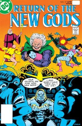 The New Gods #17
