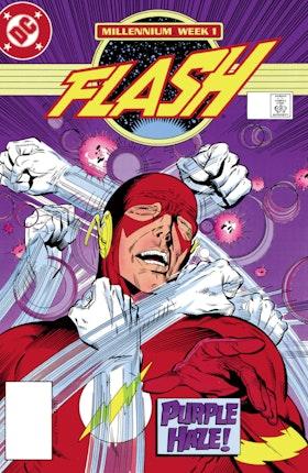The Flash (1987-2008) #8