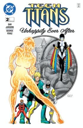 The Teen Titans (1996-) #2