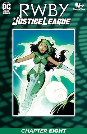 RWBY/Justice League #8