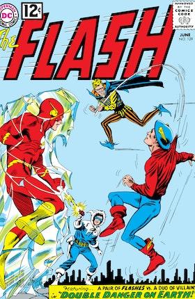 The Flash (1959-) #129