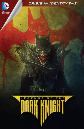 Legends of the Dark Knight #6