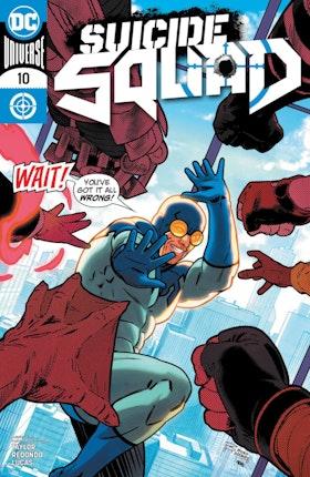 Suicide Squad (2019-2020) #10