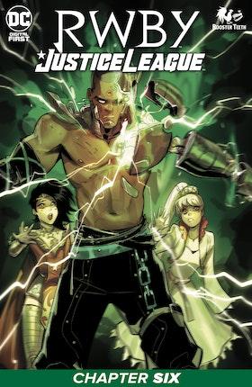 RWBY/Justice League #6