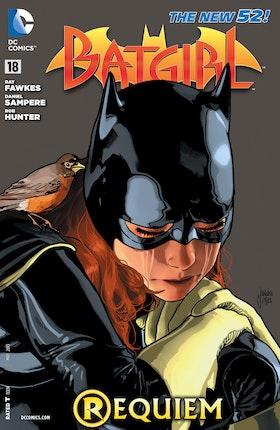 Batgirl (2011-) #18