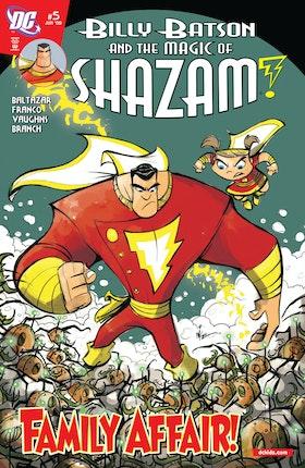 Billy Batson & the Magic of Shazam! #5