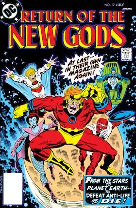 The New Gods #12