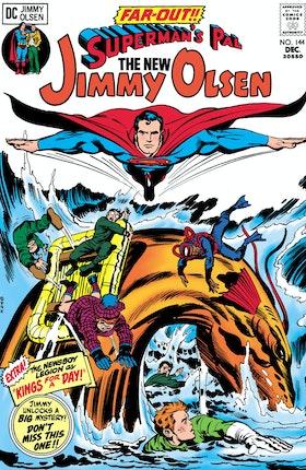 Superman's Pal, Jimmy Olsen #144