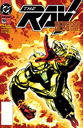 The Ray (1994-) #10